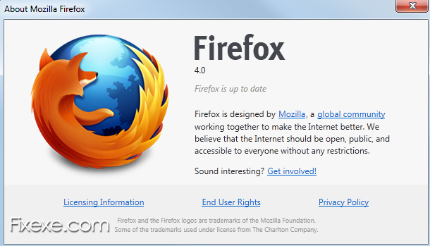 Firefox Crash Fix Crashing Firefox 4 or Newer