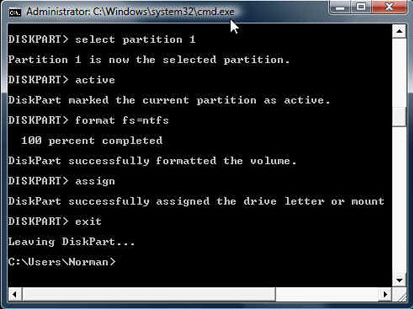 Leave Disk Tol Installing Windows 7 via USB