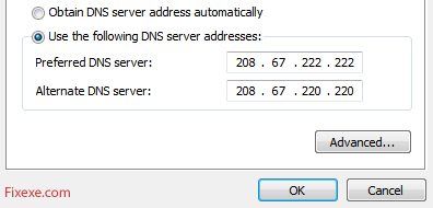 change dns to open dns YouTube is Loading Slow   Its Time to Speed Up!