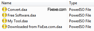 daa files Download daa to iso converter