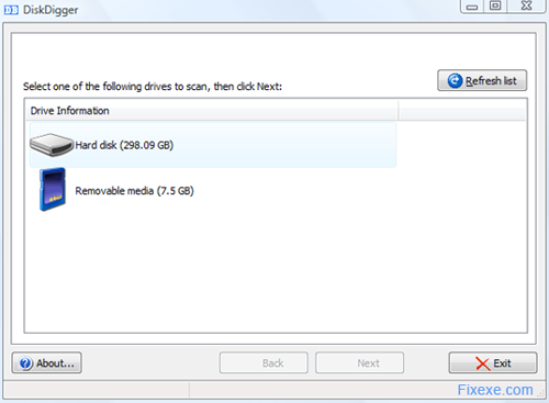 diskdigger Best free way to find and recover lost files from any memory device