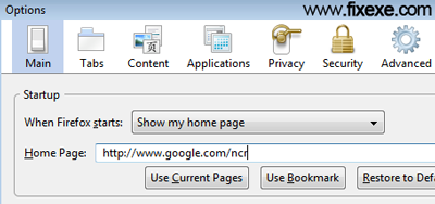 googlecom default search egine Google.com (US) English as default search engine in your Browser