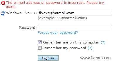 Hotmail account hacked