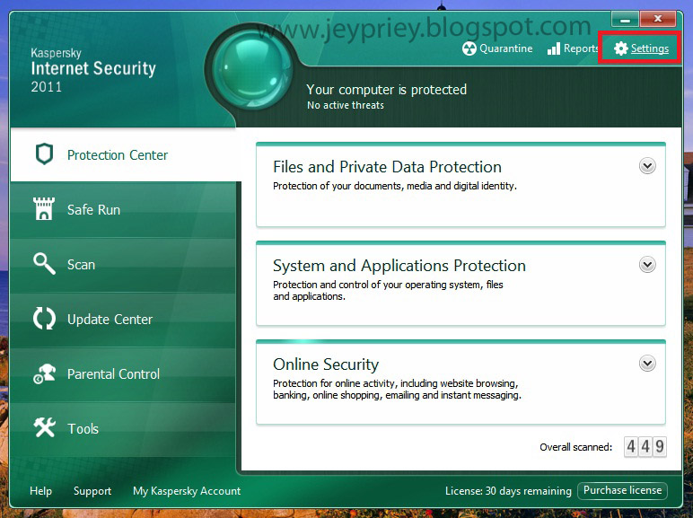 kaspersky installation7 How to Fix 4 Common Google Chrome Errors
