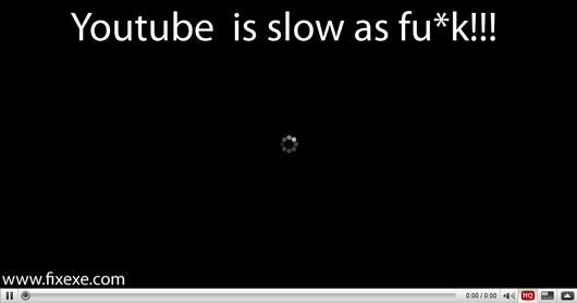 Slow YouTube