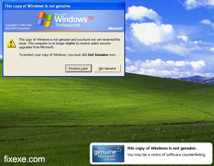 Windows Genuine Advantage (WGA)